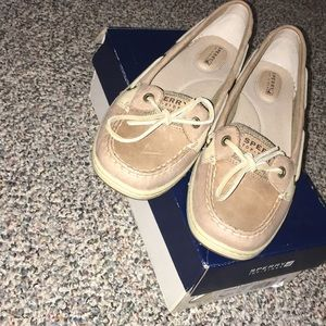 sperry topsider boat shoes *brand new*